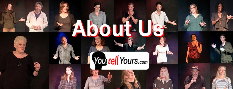 YouTellYours About us page