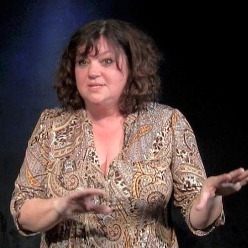 Kathleen Ingle Storyteller quacker