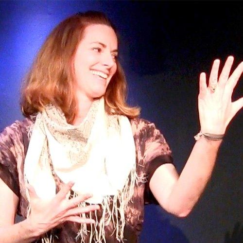 Heidi Hornbacher Storyteller
